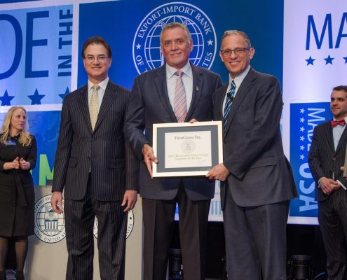 ExIm Bank Awards FirmGreen Renewable-Energy Exporter of the Year