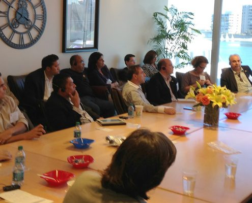 FirmGreen Meets Brazilian Trade Delegation
