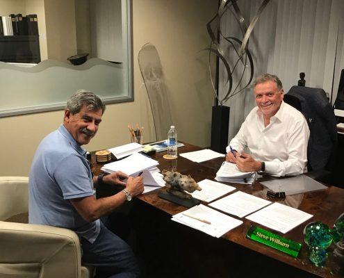 novo gramacho phase two contract